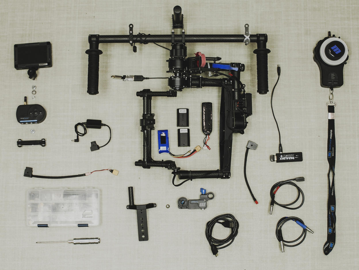 Production Geekery: The Firefly MoVI