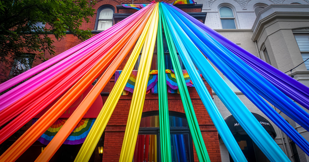 What Pride Month Can Teach Us About Coming Out