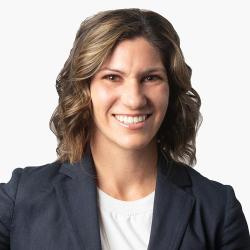 Amy Gelender - Director of Accounts