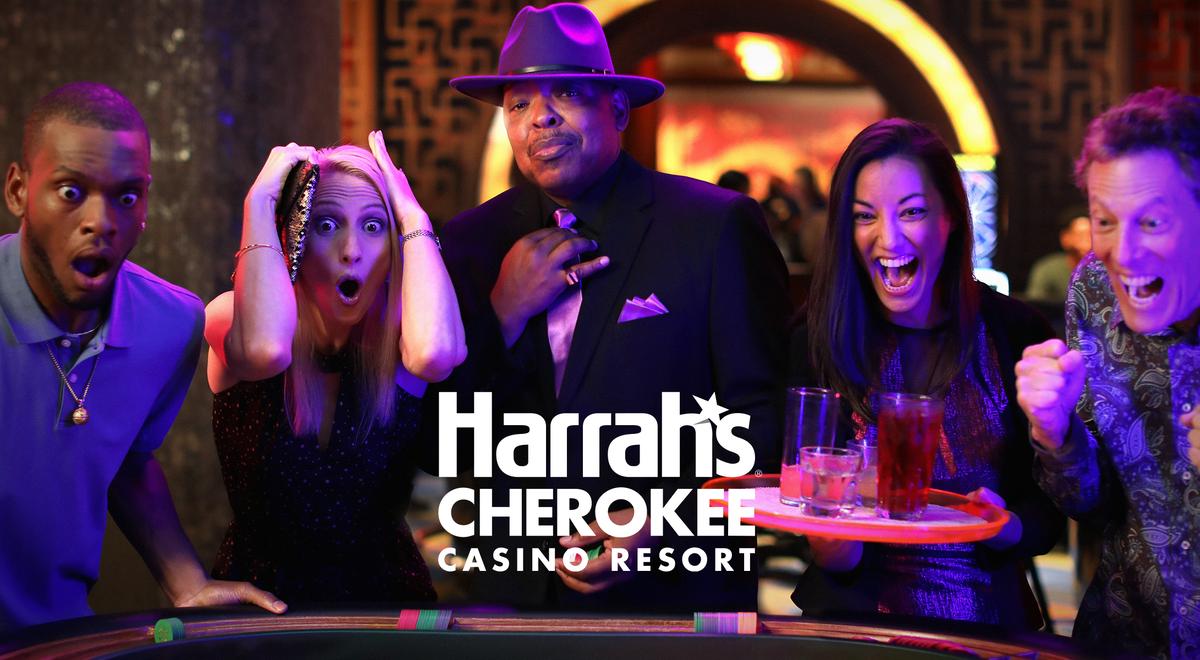 Harrah's Cherokee Casino Resort - Harrah's