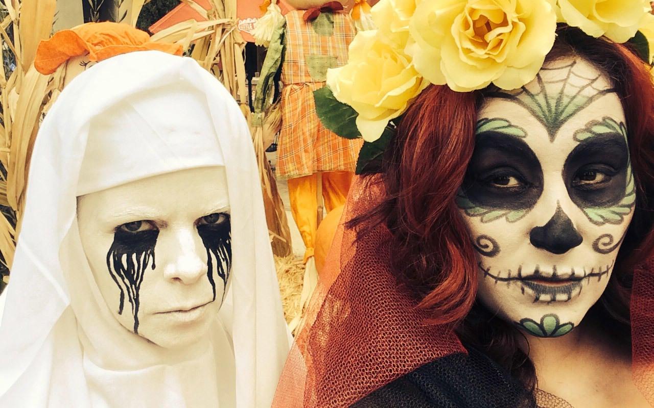 Halloween at i.d.e.a.: It ain't for the Faint of Heart