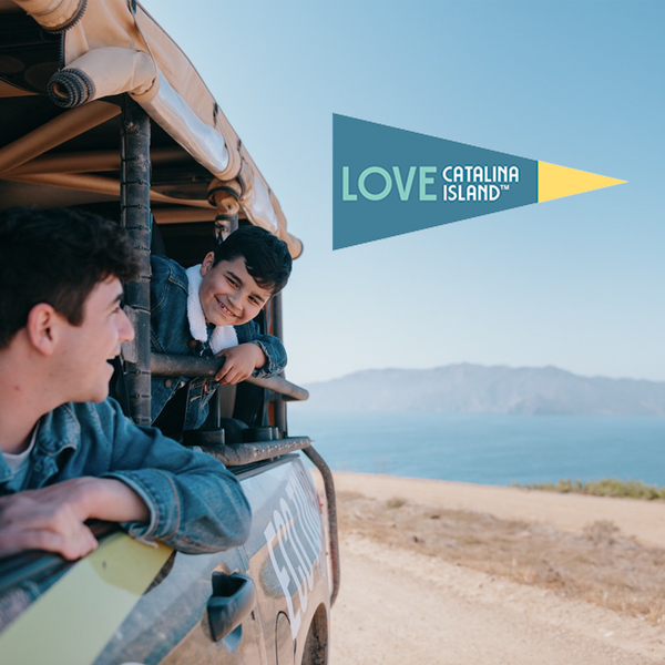 Catalina Island - Love Catalina