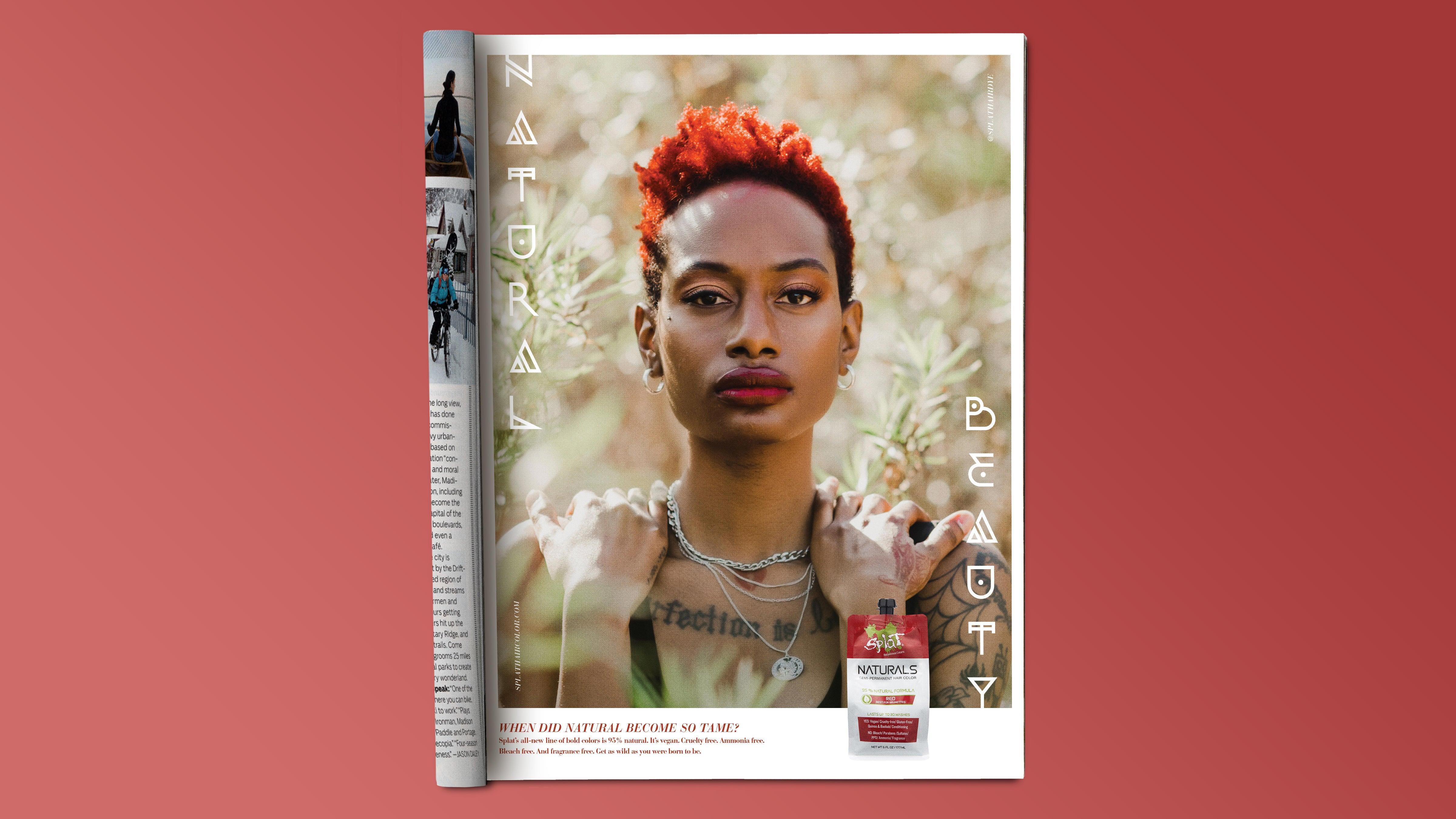 Splat - Blue Magazine