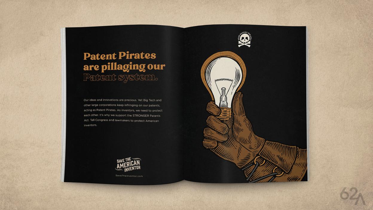 Patent Pirates