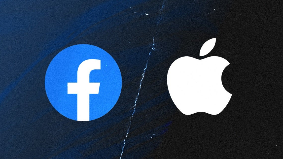 The Fight for Privacy Between Apple and Facebook