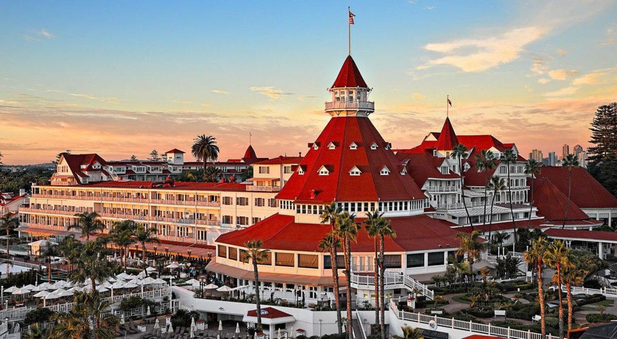 Hotel Del Coronado - Hotel Del Coronado