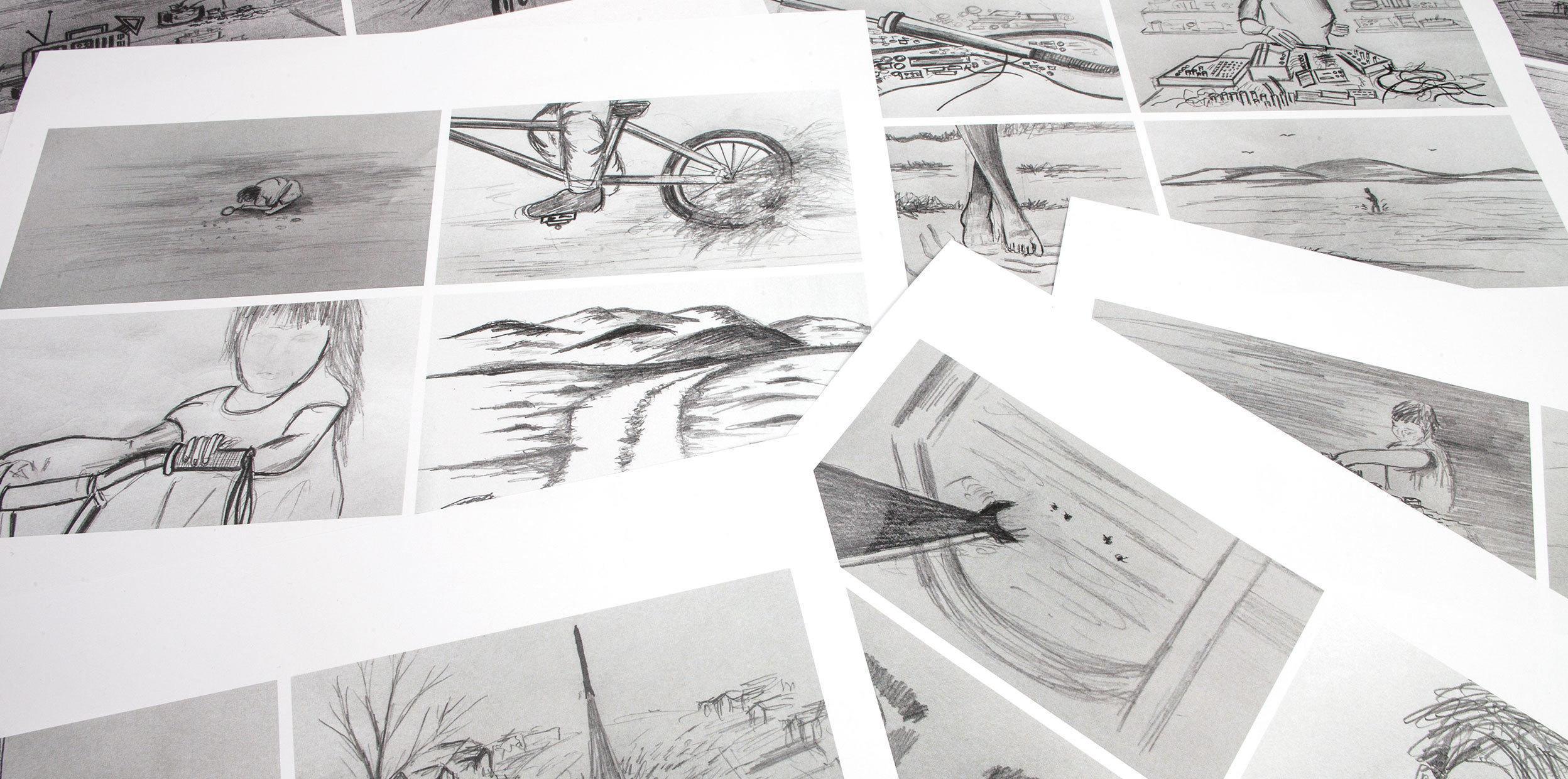 Dream Small Sketches