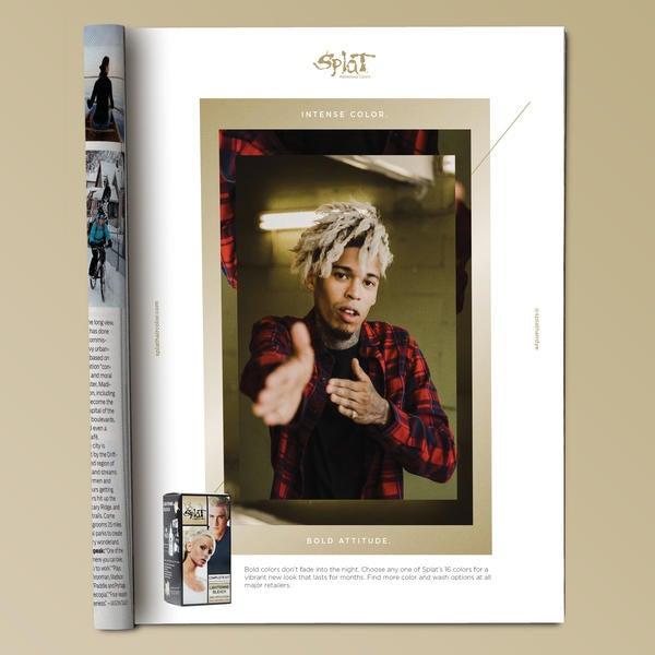 Splat - Gold Magazine