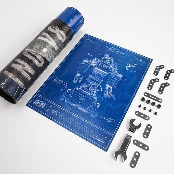 INO-V8 Blueprint