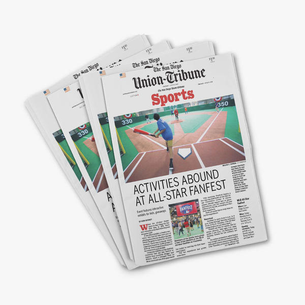 MLB Union Tribune