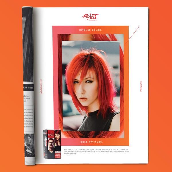 Splat - Red Magazine